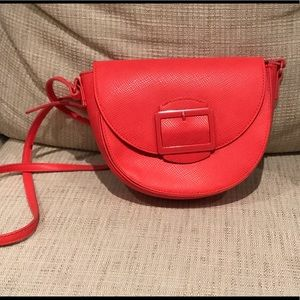 A New Day, Coral Crossbody Purse